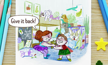 Πώς αντιδρούν οι γονείς στο πρώτο και πώς στο δεύτερο παιδί; Απαντήσεις μέσα από 15 αστεία σκίτσα