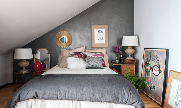 Deco: Κρεβατοκάμαρες με ιδιαίτερο και ξεχωριστό στυλ - Δείτε τις ( pics)