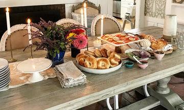 Το πρωινό στο σπίτι της διάσημης μαμάς μοιάζει κάπως έτσι (pic)