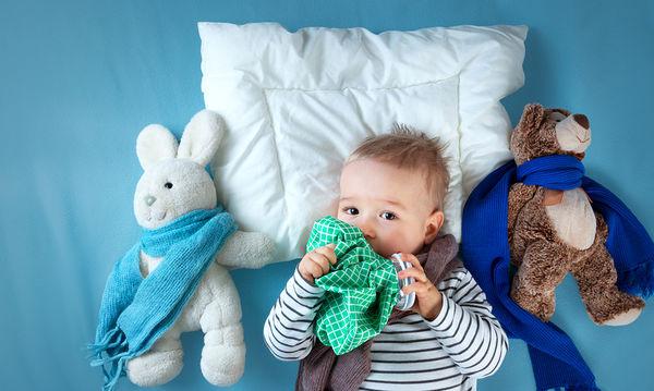 Γιατί το παιδί σας έχει βήχα μόνο το βράδυ;