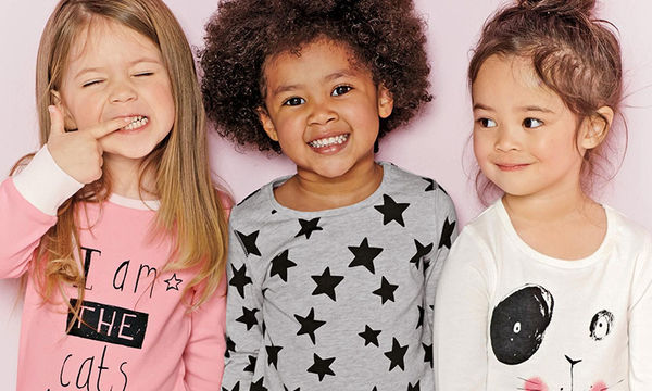 Παιδικές πιτζάμες για κορίτσια για άνετο ύπνο