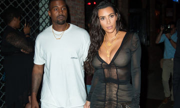 Kim Kardashian - Kanye West: Χωριστά το Σαββατοκύριακο για χάρη των παιδιών τους (pic & vid)