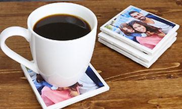 Φτιάξτε όμορφα σουβέρ με τις αγαπημένες σας φωτογραφίες (vid)