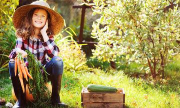 Παιδική διατροφή: 5 τρόποι για να φάνε περισσότερα λαχανικά τα παιδιά σας