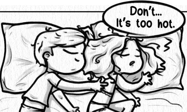 Σχεδιάζει σε κόμικς την καθημερινή ζωή της και η ειλικρίνειά της συγκινεί (pics)