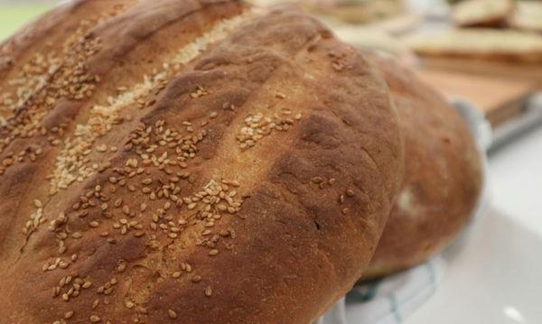 Εύκολο λευκό ψωμί -  Η συνταγή για να το πετύχετε