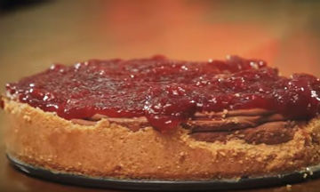 Cheesecake Τριπλής Σοκολάτας