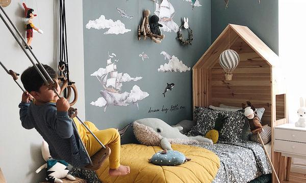 Τριάντα παιδικά δωμάτια που είναι πραγματικά κουκλίστικα (pics)