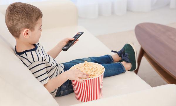 Αφήνω τον 4χρονο γιο μου να βλέπει τρομακτικές ταινίες και δεν νιώθω καθόλου άσχημα για αυτό