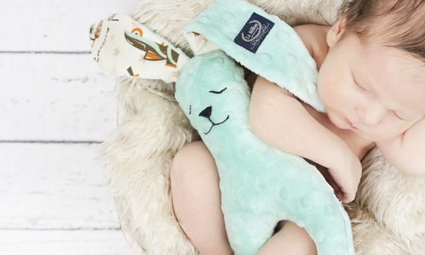 Πρωτότυπο και οικονομικό δώρο για νεογέννητο