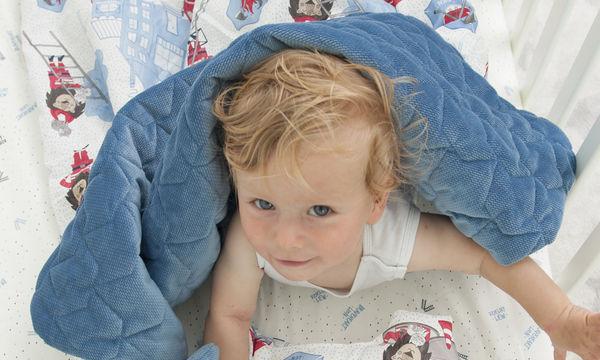 Βρεφικό παπλωματάκι για άνετο και ζεστό ύπνο