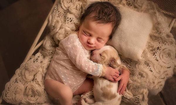 Αυτές οι φωτογραφίες παιδιών και ζώων είναι απλά εκπληκτικές (pics)