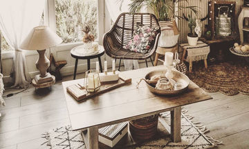 Διακόσμηση σπιτιού: Είκοσι όμορφες και πρωτότυπες ιδέες για να ανανεώσετε το χώρο σου (pics)