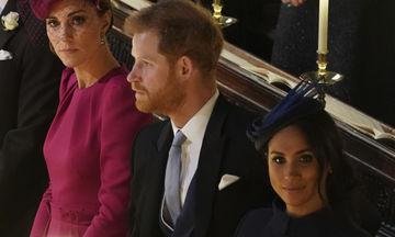 Ποια κόντρα; Αυτός είναι ο λόγος που Meghan Markle & Kate Middleton ήρθαν κοντά