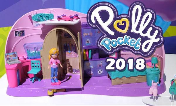 Θυμόσαστε τις Polly Pocket;
