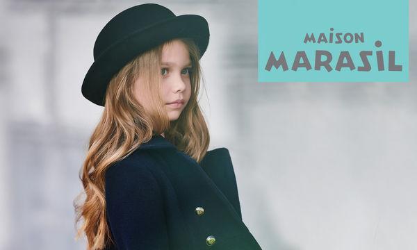 Νέα Συλλογή στα Maison Marasil Φθινόπωρο Χειμώνας 2018-2019 ... ce5d74e0e9b