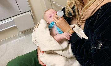 Ο γιος της κινδύνευσε να χάσει την ακοή του και μπήκε στο χειρουργείο - Το μήνυμά της συγκινεί