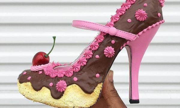 Αυτά τα παπούτσια δεν είναι συνηθισμένα - Είναι εμπνευσμένα από γλυκά!  (pics) 94cfeaab82d
