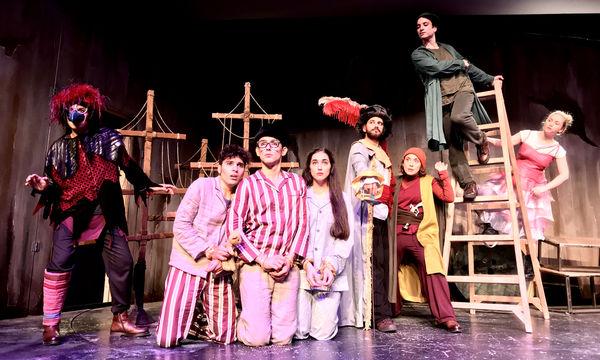 Το μαγικό παραμύθι του «Πήτερ Παν» ζωντανεύει από τις 21 Οκτωβρίου στο Θέατρο ΑΘΗΝά