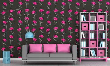 Ταπετσαρίες τοίχου: Σχέδια και ιδέες για να διακοσμήσετε το χώρο σας (vid)