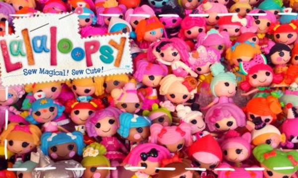 Οι μικρούτσικες, αγαπημένες Lalaloopsy έρχονται στα μικρά τους σπιτάκια
