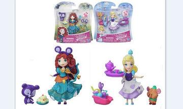 Οι νέες πρίγκιπισσες της Disney ήρθαν για να ξετρελάνουν τις μικρές σας