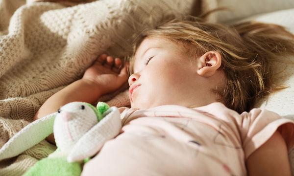 Πανάκι αγκαλιάς που ηρεμεί και συντροφεύει το μωρό