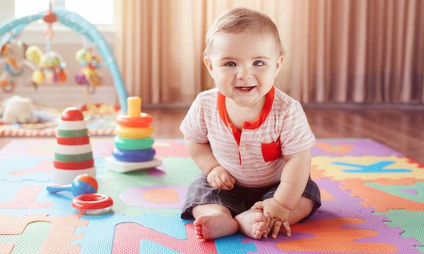 Δάπεδο ασφαλείας: Προστατεύει το παιδί στο παιχνίδι
