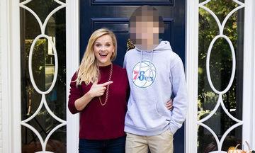 Ο γιος της Reese Witherspoon μεγάλωσε, έγινε 15 ετών, είναι κούκλος και... την πέρασε στο ύψος