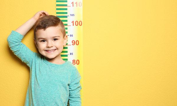 Πώς θα μάθουν τα παιδιά σας να μετρούν το ύψος τους