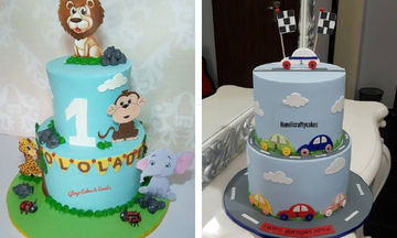 Οι πιο εντυπωσιακές τούρτες γενεθλίων για το αγόρι σας είναι αυτές (pics +vid)