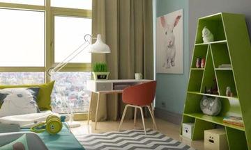 Πενήντα πέντε όμορφες ιδέες για ένα μοντέρνο παιδικό δωμάτιο (vid)