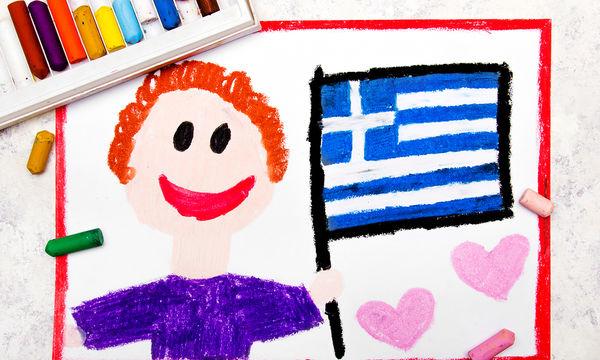 Χειροτεχνίες-σύμβολα της εθνικής επετείου για να τη γιορτάσετε μαζί με τα παιδάκια σας (pics)