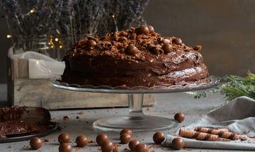 Η απόλυτη τούρτα σοκολάτας