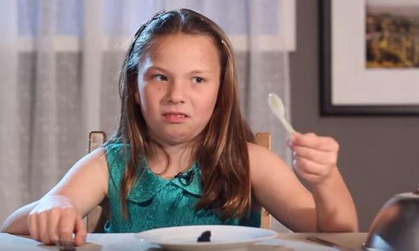 Παιδιά δοκιμάζουν για πρώτη φορά χαβιάρι και οι αντιδράσεις τους είναι ξεκαρδιστικές (vid)