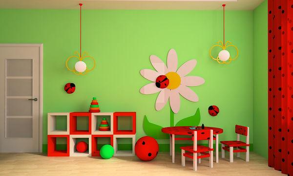 Όμορφα και πρακτικά έπιπλα για το παιδικό δωμάτιο
