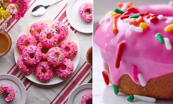 Φτιάξτε τα πιο εύκολα και γρήγορα γλυκάκια για το παιδικό πάρτι! (vid)