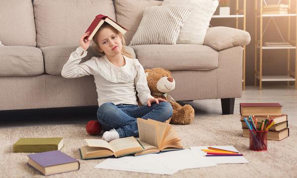 Όταν το παιδί βαριέται να διαβάσει