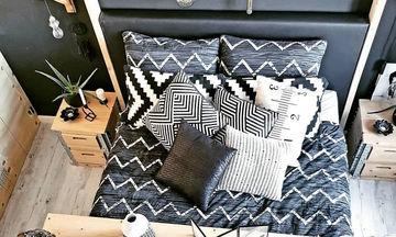 Κάντε την κρεβατοκάμαρά σας ξεχωριστή με απλούς τρόπους (pics)