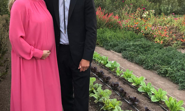 Έγκυος για πρώτη φορά η γνωστή ηθοποιός