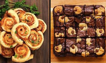 Μπουφές σε παιδικό πάρτυ: Δέκα μοναδικές συνταγές που θα ενθουσιάσουν τα παιδιά (vid)