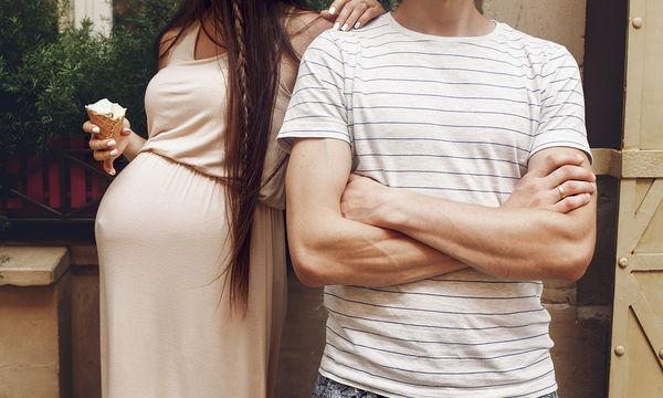 Η εγκυμοσύνη μέσα από τα μάτια ενός μπαμπά!