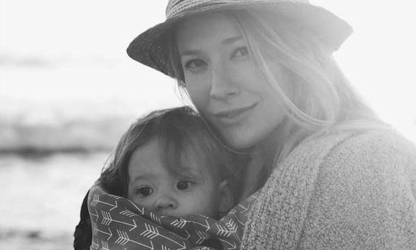 Ο γνωστός ηθοποιός δημοσίευσε φωτογραφίες της γυναίκας του και της κόρης του (pics)