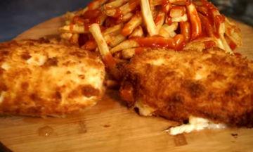 Συνταγή για νόστιμο Κοτόπουλο Cordon Bleu