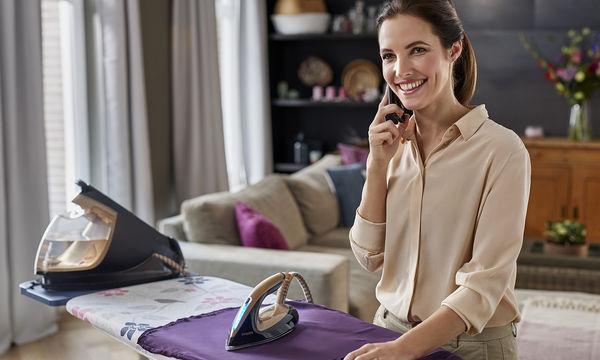 Το νέο «έξυπνο» σίδερο Philips PerfectCare Elite Plus κάνει το δύσκολο σιδέρωμα παρελθόν