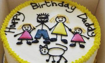 Υπέροχες τούρτες γενεθλίων για μπαμπάδες (pics)
