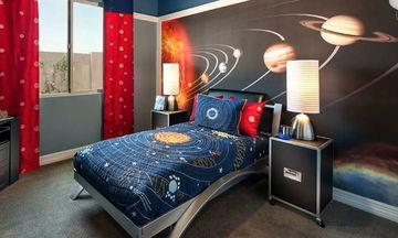 9bdd7f6cd58 Είκοσι επτά μοναδικά δωμάτια για αγόρια που θα σας εντυπωσιάσουν (vid)