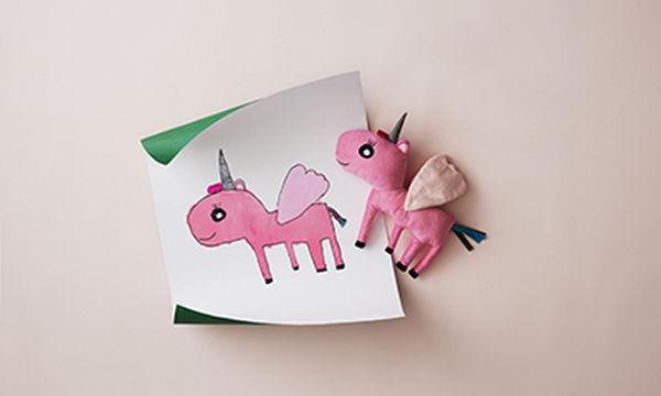 Τα παιδιά ζωγραφίζουν για καλό σκοπό μαζί με την ΙΚΕΑ