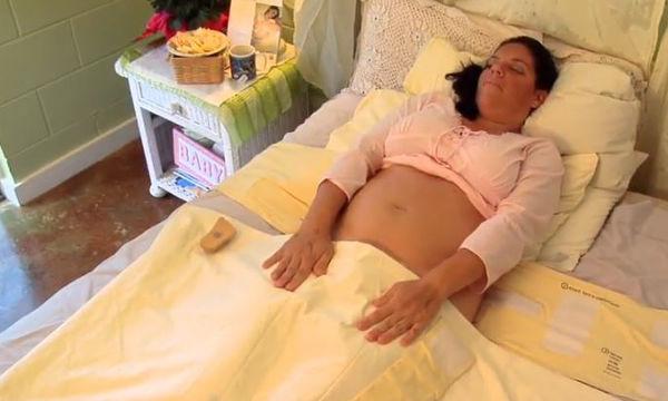 Ανάρρωση μετά την καισαρική: Τεχνικές που μπορείτε να εφαρμόσετε σπίτι για γρήγορη ανάρρωση (vid)