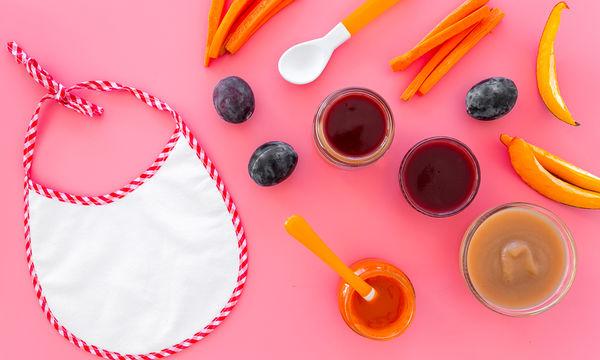 Διατροφή για βρέφη: Σε ποια ηλικία αρχίζουν τις στερεές τροφές